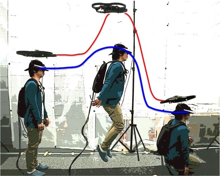 flying head a head motion synchronization mechanism for flying
